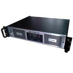 เพาเวอร์แอมป์ 1100+1100วัตต์(๑ 2 โอห์ม)เครื่องขยายเสียง CLASS D รุ่น Proeuro Tech P-205S