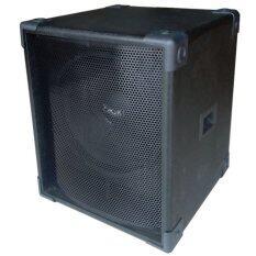 NKE ตู้ลำโพงซับเบส 15 นิ้ว 1000วัตต์ รุ่น SUB15 speaker pa. sub wooffer