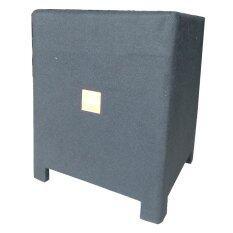 ตู้ลำโพง12นิ้วซับเบส 1200วัตต์Sub Wooffer หุ้มพรม SPEAKER