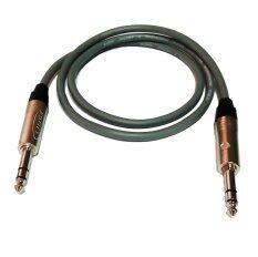 ขาย Nke Audio สายสัญญาณเสียง1เมตรปลั๊กไมค์สเตอริโอ รุ่น Micsttomic St 1 M สีดำ ถูก ใน ไทย