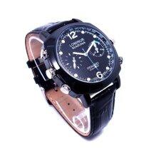 ซื้อ Noda 720P Hd Black Spy Watch Hidden Camera Large Dial Waterproof8Gb Intl ถูก