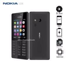 Nokia (โนเกีย ปุ่มกด)2ซิม แบตเตอรี่ทนนานพิเศษ(อยู่ในโหมด Standby ได้นาน 24 วัน) Hot !!!