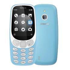NOKIA 3310 3G BLUE (เครื่องแท้ศูนย์ไทย 100% อัพเดทใหม่ล่าสุด 2018)  (แพ็คของกันกระแทกปลอดภัย 100%)