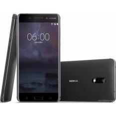 ขาย Nokia 6 โนเกีย 4G 5 5 Full Hd Ram 3Gb Rom 32Gb 16Mp 8Mp New 2017 Black ประกันศูนย์ ถูก อุตรดิตถ์