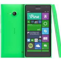 ความคิดเห็น Nokia Lumia 730 Green แถมฝาหลังสีส้ม สินค้าตัวโชว์