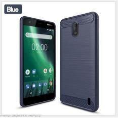 ซื้อ Nokia 2 Bumper Case Armor เคส กันกระแทก Armor Nokia2 2017 สีดำ สีน้ำเงิน สีเทา เคสบั๊มเปอร์ Nokia2 ถูก ใน กรุงเทพมหานคร