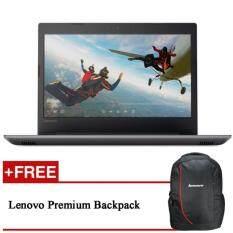 Notebook Lenovo IdeaPad 320-15AST 80XV00TRTA/A9-9420/4GB/1TB/ 2Y (Black)  ได้ Windows 10 ของแท้ มากับเครื่อง