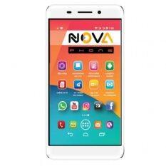 NOVA N20 Android 5.1 4-Core 3G 8GB  (สีขาว)