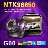ขาย Novatek 96650 G50 Full Hd 1080P Mini Car Dvr Video Recorder 2 Lcd H 264 Video Recorder Wdr G Sensor Dash Cam Intl เป็นต้นฉบับ