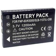 ส่วนลด แบตกล้อง รหัสแบต Np 60 Fnp60 Sam Slb 1037 แบตเตอรี่กล้องฟูจิ Battery For Fuji Finepix 50I 601 F401 Zoom F601 F601Z By Ok999 Shop กรุงเทพมหานคร