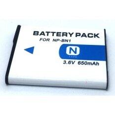 ส่วนลด สินค้า แบตเตอรี่กล้อง รหัสแบต Np Bn1 Npbn1 650Mah แบตกล้องโซนี่ Sony For Sony Dsc W650 W690 W710 W730 W800 W830 Dsc Wx5 Wx7 Wx9 Dsc Tx7 Tx9 T99 T110 Replacement Battery For Sony White By Natra Gold
