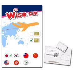 ส่วนลด ซิมญี่ปุ่น Wise Japan Sim Card Unlimited Ntt Docomo สำหรับผู้ที่มีโปรแกรมเดินทางไปประเทศญี่ปุ่น Ntt Docomo Thailand