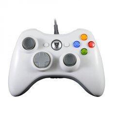 NUBWO จอยเกมส์ Joy Xbox 360 รุ่น nj-29 (White)