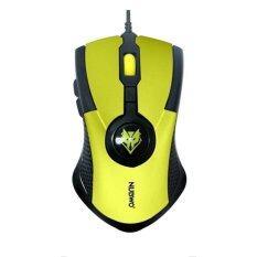 ความคิดเห็น Nubwo เมาส์หมาป่า รุ่น Nm 84 สีเหลือง