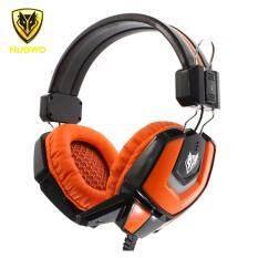 ซื้อ Nubwo Eyborg หูฟัง เกมมิ่ง รุ่น No 4000 สีดำ ถูก กรุงเทพมหานคร