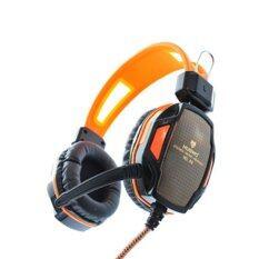 ราคา Nubwo Headphone หูฟัง รุ่น No A6 สีส้ม
