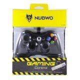 ทบทวน ที่สุด Nubwo Nj 29 จอยเกมส์ Joy Xbox 360 สีดำ