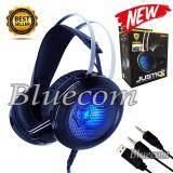 ซื้อ Nubwo Justice Stereo Headset Surround Sound หูฟัง No Q2 Black ไทย