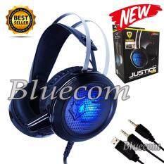 โปรโมชั่น Nubwo Justice Stereo Headset Surround Sound หูฟัง No Q2 Black Nubwo ใหม่ล่าสุด