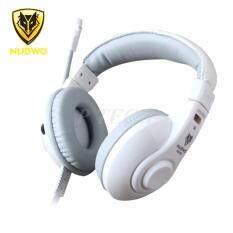 ซื้อ Nubwo หูฟัง คอมพิวเตอร์ รุ่น No 550 White Nubwo เป็นต้นฉบับ