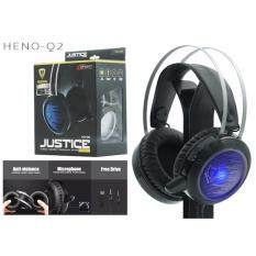 ส่วนลด Nubwo No Q2 Justice Headset For Gaming And Media Deep Bass Nubwo Thailand