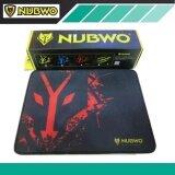 โปรโมชั่น Nubwo แผ่นรองเม้าส์สำหรับเล่นเกมส์ รุ่น Np07 Speed Edition สีแดง Nubwo