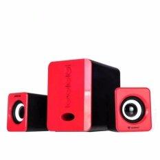 ราคา Nubwo Shadow ลำโพงมีชับ เบสหนัก2 1 Subwoofer Speaker Usb รุ่น Ns 32 ใหม่ ถูก
