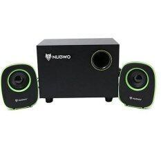 ขาย ซื้อ Nubwo Usb Speaker 2 1 Mean Machine Ns 030 ลำโพง Green กรุงเทพมหานคร