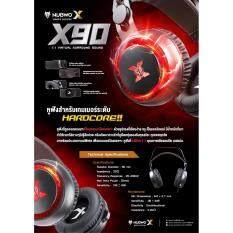ขาย Nubwo X90 7 1 Surround Sound Virtual Gaming หูฟัง มีไฟ Usb 7 1 ใน กรุงเทพมหานคร