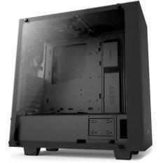 NZXT S340 Elite Mid Tower Case Matte Black