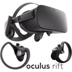 Oculus Rift + Touch Virtual Reality System.
