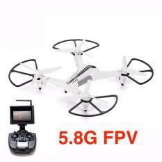 ขาย โดรน Drone Xk X300 5 8G Fpv กล้องมุมกว้าง Hd 720P พร้อมระบบล๊อคตำแหน่ง Optical Flow Positioning Quadcopter สีขาว ถูก กรุงเทพมหานคร