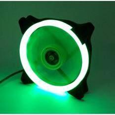 ขาย Oem Fan Case 120Mm R 12025 Circular Green Led ใหม่