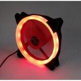 ซื้อ Oem Fan Case 120Mm R 12025 Circular Red Led Unbranded Generic ออนไลน์