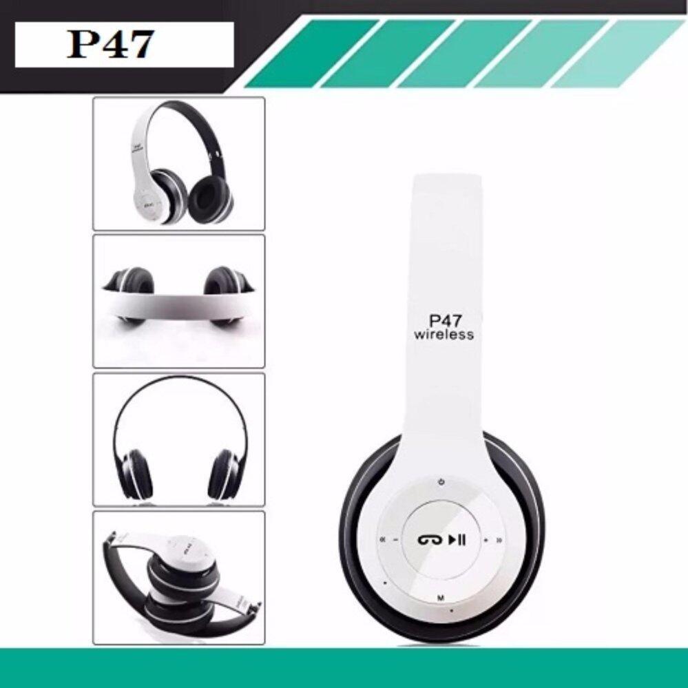 อยากให้แนะนำ OEM หูฟังบลูทูธ หูฟังBluetooth หูฟังไร้สายwireless Stereo รุ่น P47 ที่ไหนถูกสุด