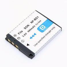 ขาย Oem แบตกล้อง Sony รุ่น Np Bd1 ผู้ค้าส่ง