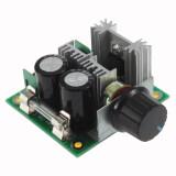 ซื้อ โอ้ 12V 40V 10 Amps ดีซีมอเตอร์ความกว้างพัลส์วิทยุควบคุมความเร็ว Pwm สวิตช์ 13Khz ถูก