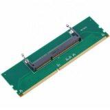 ราคา โอ้ 1ชิ้น Ddr3 โน้ตบุ๊ค So Dimm Ram ตัวเชื่อมต่อกับหน่วยความจำคอมพิวเตอร์อะแดปเตอร์ Ddr3 ใหม่ ที่สุด