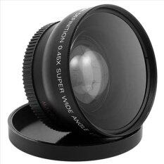 ซื้อ Oh 52Mm 45 X Wide Angle Macro Lens For Nikon D3200 D3100 D5200 D5100 Unbranded Generic ถูก