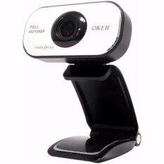 ราคา Oker Full Hd 386 กล้องเว็บแคม Full Hd 1080P Oker