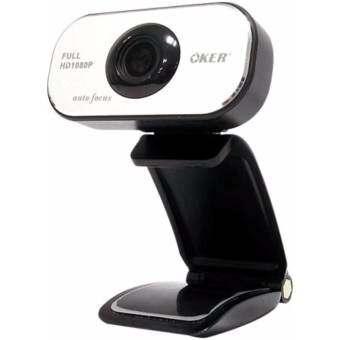 OKER Full HD 386 กล้องเว็บแคม Full HD 1080p -