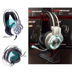 ขาย ซื้อ Oker Headphone Mic หูฟัง รุ่น X98 ใน กรุงเทพมหานคร