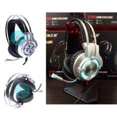 Oker Headphone Mic หูฟัง รุ่น X98 ไทย