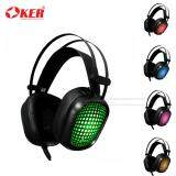 ซื้อ Oker Headphone Mic หูฟัง X910 Oker ออนไลน์