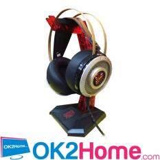 ขาย Oker Hi Fi Stereo Headphones Gaming รุ่น K2 สีทอง ถูก