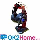 ซื้อ Oker Hi Fi Stereo Headphones Gaming รุ่น K2 สีดำ ใหม่