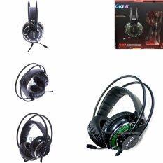 โปรโมชั่น Oker หูฟัง X97 Gaming Hifi Stereo Headset