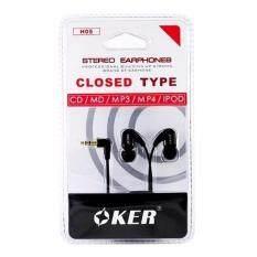 ขาย Oker หูฟังสมาร์ทโฟน รุ่น H 05 สีดำ กรุงเทพมหานคร