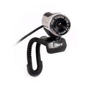 OKER กล้อง Webcam OKER (177) Black(Black)