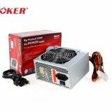 ขาย Oker Power Supply 550W Eb 550 สีเงิน Oker